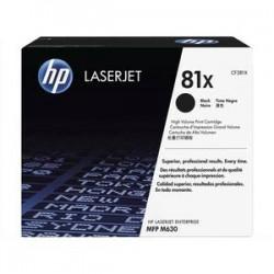 HP Toner noir 81X HC CF281X