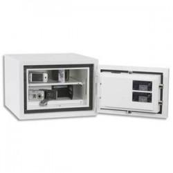 PHOENIX Coffre-fort CITADEL serrure électronique 18 litres blanc EN14450 - Dim. L44,5 x H31,5 x P44 cm