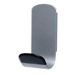 UNILUX Patère magnétique anti-dérapant 6,8x14,8x7,6 cm