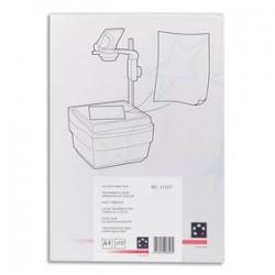 5 ETOILES Boîte de 50 transparents pour toutes imprimantes jet d'encre