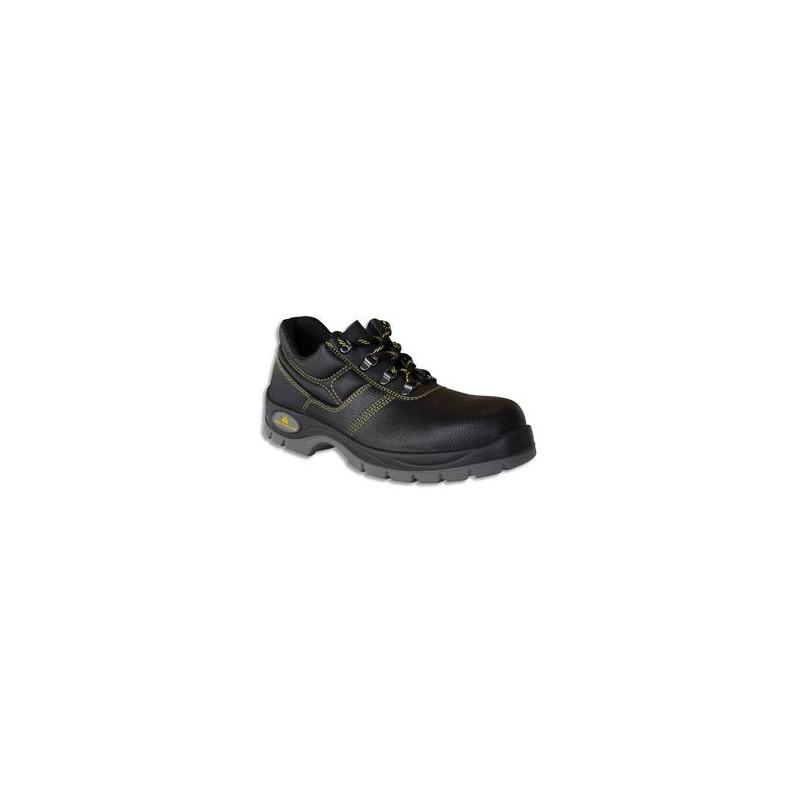 DELTA PLUS Paire de Chaussures classiques pour homme cuir et synthétique doublure non tissée Pointure 41