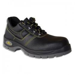 DELTA PLUS Paire de Chaussures classiques pour homme cuir et synthétique doublure non tissée Pointure 44