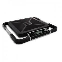 DYMO Pèse-paquets mailing Scale S100 écran LCD portée 100 kg, charge minimale 500g