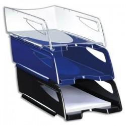 CEP Maxi corbeille à courrier Cep Pro Greenspirit noir, dimensions : L25 x H10,1 x P34 cm