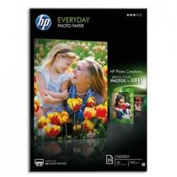 HP Pochette de 25 feuilles Papier qualité photo brillant, séchage instantané A4 150 g Q5451A
