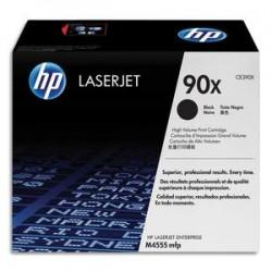 HP Toner Noir pour LaserJet Enterprise M4555 MFPCE390X-CE390X