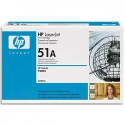 HP Cartouche laserjet noir Q7551A