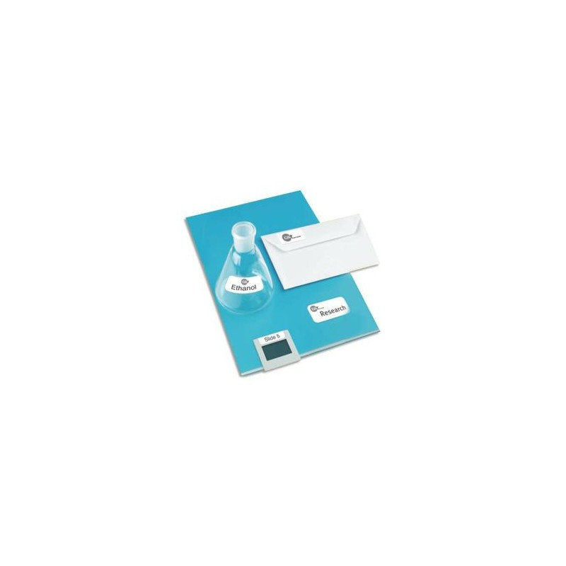 AVERY Pochette de 1625 étiquettes jet d'encre 38.1X21.2 blanc J8651