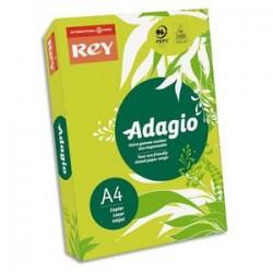 PAPYRUS Ramette 500 feuilles papier couleur flash ADAGIO kiwi fluo A4 80g