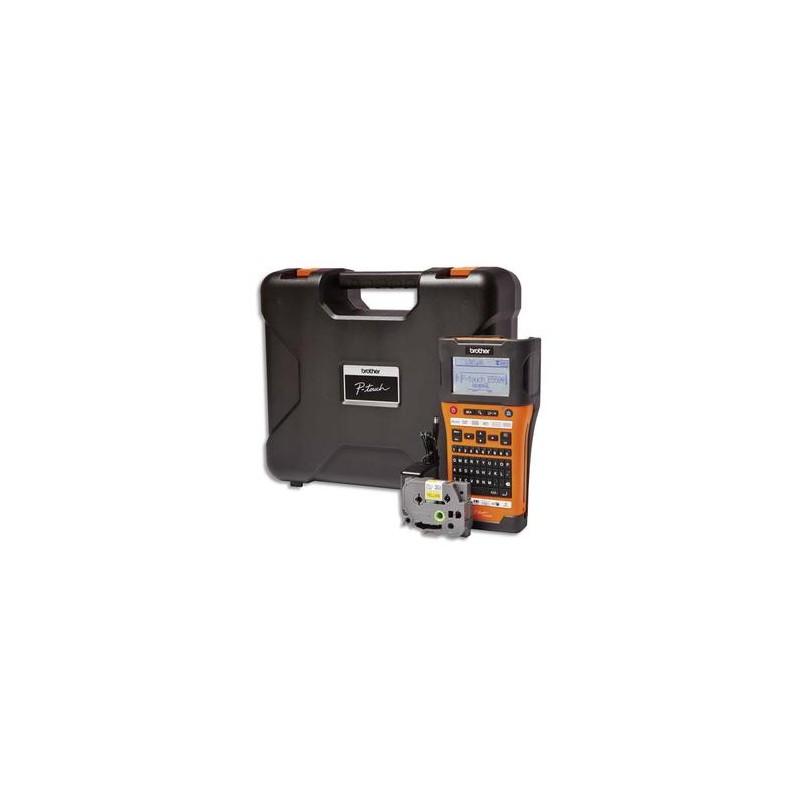 BRO ETIQ INDUS USB WIFI 24MM PT-E550WVP