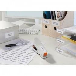 AVERY Boîte de 2400 étiquettes blanches multi usages 50 x 50 mm 3485-100