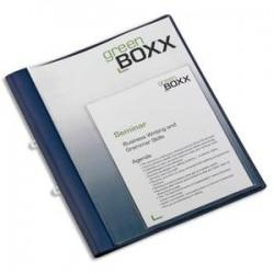 DURABLE Sachet 25 pochettes adhésives Pocketfix format A5 148x210mm ouverture par le haut 8294-19