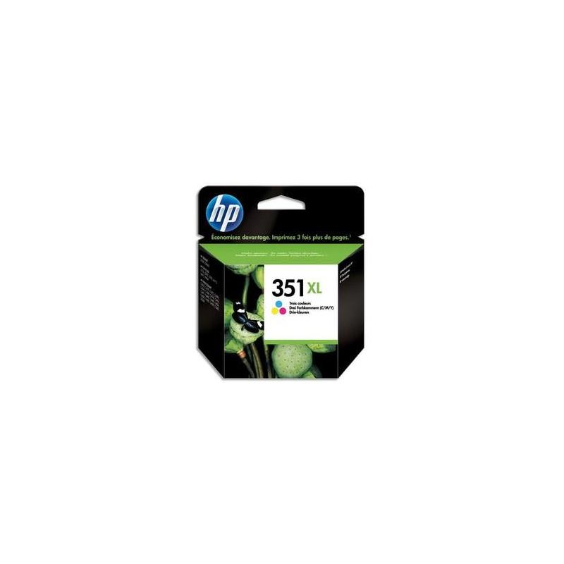 HP Cartouche couleur 351XL CB338EE 20746