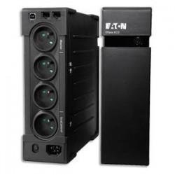 EATON Onduleur professionnel Ellipse ECO 1600 USB FR, écoenergétique avec parafoudre intégré