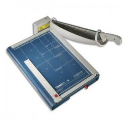 DAHLE Cisaille professionnelle 867 A3 capacité de 35 feuilles 00867-20504