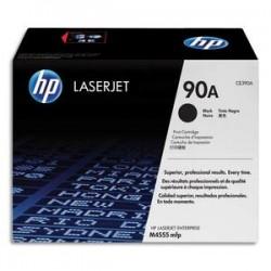 HP Toner Noir pour LaserJet Enterprise M4555 MFPCE390A-CE390A