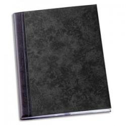 ELBA Protège-documents 60 vues noir Fusio Elégance , couv. PVC expansé 10/10e, pochettes PVC 5,5/100e