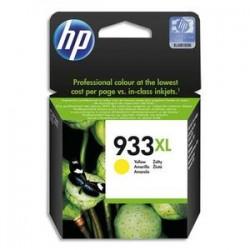 HP Cartouche jet d'encre jaune 933XL pour Officejet Pro 6600/6700 Y933XL