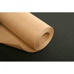 MAILDOR Bobine de papier kraft 60g brun - Dimensions : H1 x L50 métres