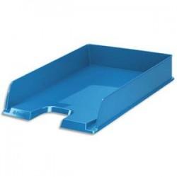 ESSELTE Corbeille à courrier EUROPOST - Vivida bleu - L35 x H6,10 x P25,4 cm