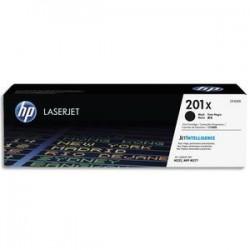 HP cartouche laser noir 201X CF400X