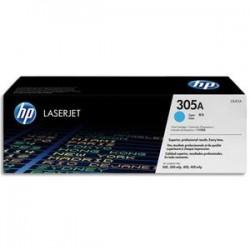 HP Cartouche laser CYAN CE411A