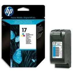 HP Cartouche jet d'encre couleur pour 840 n°17 C6625AE