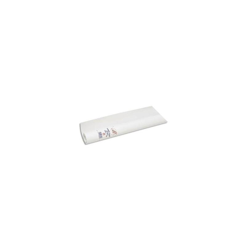CLAIREFONTAINE Rouleau de papier blanc 60g/m2 1x25m