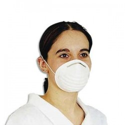 EPI Boîte de 50 Masques d'hygiène contre les poussières