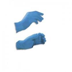 MAPA Boîte de 100 Gants en latex non poudrés longueur 24,5 cm ambidextre Taille 8-8,5
