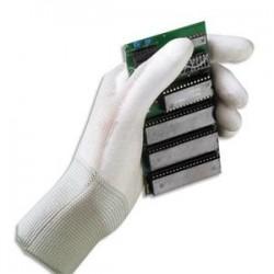 MAPA Lot de 10 paires de Gants Ultrane polyuréthane industrie propre femme Taille 7 L21-27 cm gris