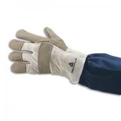 DELTA PLUS Colis 12 paires gants docker Taille unique