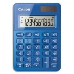 CANON Calculatrice de poche LS-100K MBL Bleue 0289C001AA