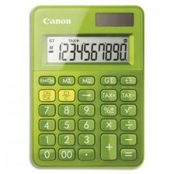 CANON Calculatrice de poche LS-100K MGR Vert 0289C002