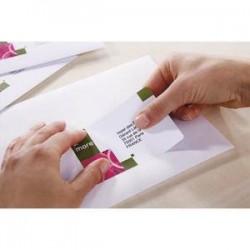 AVERY Boîte de 600 étiquettes adresses jet d encre 63,5x33,9 blanches J8159-25