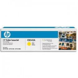 HP Cartouche laser jaune pour CP1515 [CB542A]