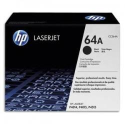 HP Cartouche laser noir CC364A