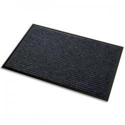 3M Tapis d'accueil Aqua Nomad 45 noir double fibre gratante - Format : 90 x 150 cm épaisseur 5,6 mm 45003
