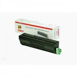 OKI Cartouche laser HC noir B4300 1101202