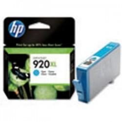 HP Cartouche jet d'encre cyan 920XL CD972AE