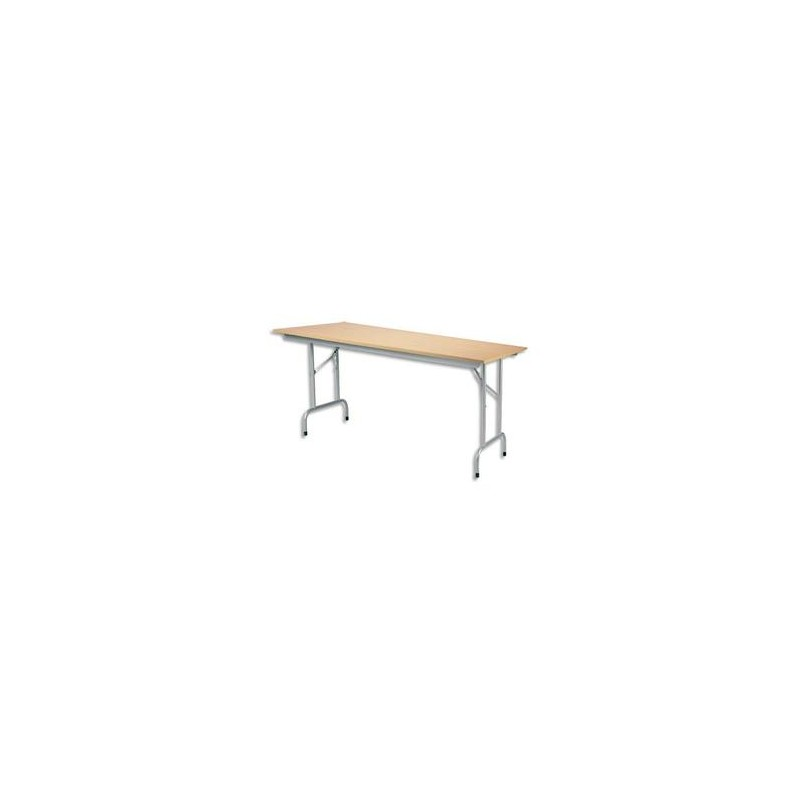 SIE TABLE PLIANTE RICO 160X80 HETR 63313