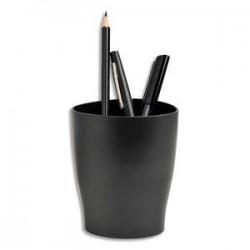 5 ETOILES Pot à crayons ECO noir - Polystyrène Dimensions : L x H x P cm