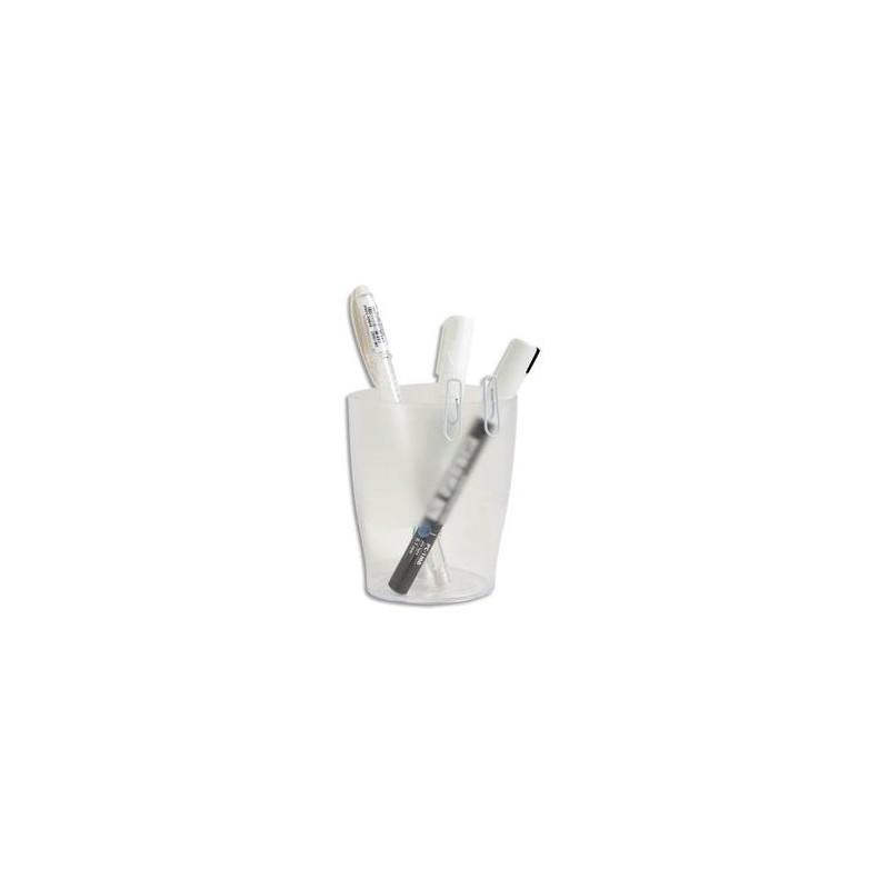 5 ETOILES Pot à crayons ECO cristal - Polystyrène Dimensions : L x H x P cm