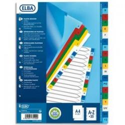 ELB INTER ALPHA A4 20POS PP 100204724