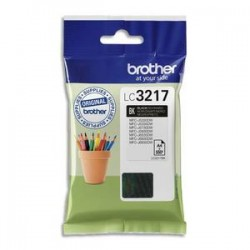 BROTHER Cartouche Jet encre LC3217BK