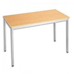 STB TABL UNIVERSEL 120X60 HE/ALU T126RHA