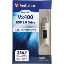 VET SSD CLE VX400 USB3 256GO 47691+R