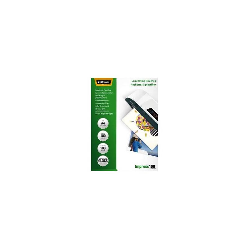 FEL B/100 POCHETTES A4 100MIC 5351111