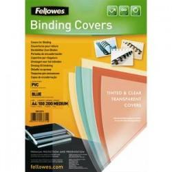 FEL P/100 COUV PVC 200MIC A4 BL 5377101