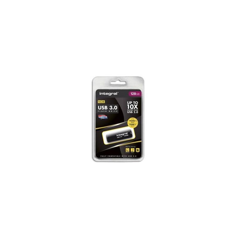 ITG CLE USB3 NR 128GO INFD128GBNOIR3.0+R